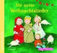 Cover-Bild zu Praml, Sabine (Komponist): Alle meine Weihnachtslieder
