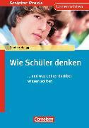 Cover-Bild zu Wie Schüler denken von Hoegg, Günther