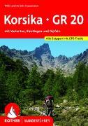 Cover-Bild zu Korsika GR 20 von Hausmann, Willi