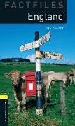 Cover-Bild zu England Level 1 Factfiles Oxford Bookworms Library (eBook) von Escott, John