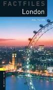 Cover-Bild zu London Level 1 Factfiles Oxford Bookworms Library (eBook) von Escott, John