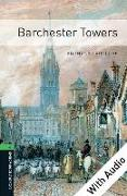 Cover-Bild zu Barchester Towers - With Audio Level 6 Oxford Bookworms Library (eBook) von Trollope, Anthony