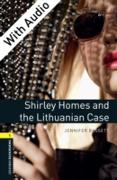 Cover-Bild zu Shirley Homes and the Lithuanian Case - With Audio Level 1 Oxford Bookworms Library (eBook) von Bassett, Jennifer