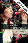 Cover-Bild zu Tess of the d'Urbervilles - With Audio Level 6 Oxford Bookworms Library (eBook) von Hardy, Thomas