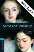 Cover-Bild zu Sense and Sensibility - With Audio Level 5 Oxford Bookworms Library (eBook) von Austen, Jane