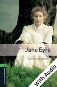 Cover-Bild zu Jane Eyre - With Audio Level 6 Oxford Bookworms Library (eBook) von Bronte, Charlotte