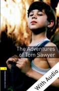 Cover-Bild zu Adventures of Tom Sawyer - With Audio Level 1 Oxford Bookworms Library (eBook) von Twain, Mark