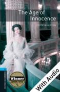 Cover-Bild zu Age of Innocence - With Audio Level 5 Oxford Bookworms Library (eBook) von Wharton, Edith