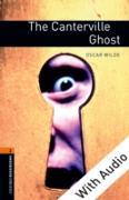 Cover-Bild zu Canterville Ghost - With Audio Level 2 Oxford Bookworms Library (eBook) von Wilde, Oscar