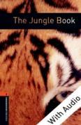 Cover-Bild zu Jungle Book - With Audio Level 2 Oxford Bookworms Library (eBook) von Kipling, Rudyard