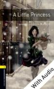Cover-Bild zu Little Princess - With Audio Level 1 Oxford Bookworms Library (eBook) von Burnett, Frances Hodgson