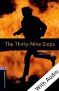 Cover-Bild zu Thirty-Nine Steps - With Audio Level 4 Oxford Bookworms Library (eBook) von Buchan, John