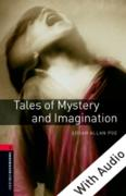 Cover-Bild zu Tales of Mystery and Imagination - With Audio Level 3 Oxford Bookworms Library (eBook) von Poe, Edgar Allan