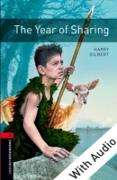 Cover-Bild zu Year of Sharing - With Audio Level 2 Oxford Bookworms Library (eBook) von Gilbert, Harry