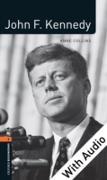 Cover-Bild zu John F. Kennedy - With Audio Level 2 Factfiles Oxford Bookworms Library (eBook) von Collins, Anne