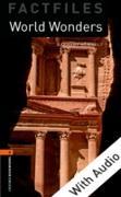 Cover-Bild zu World Wonders - With Audio Level 2 Factfiles Oxford Bookworms Library (eBook) von Newbolt, Barnaby