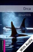 Cover-Bild zu Orca - With Audio Starter Level Oxford Bookworms Library (eBook) von Burrows, Phillip