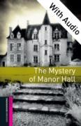 Cover-Bild zu Mystery of Manor Hall - With Audio Starter Level Oxford Bookworms Library (eBook) von Cammack, Jane