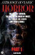 Cover-Bild zu Anthology of Classic Horror. Part 1. Illustated (eBook) von Chambers, Robert W.