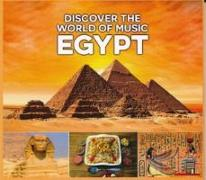 Cover-Bild zu Discover the World of Music - Egypt von Abdalla, Ahmed