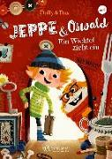 Cover-Bild zu Dax, Eva: Jeppe & Oswald
