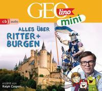 Cover-Bild zu Dax, Eva: GEOlino mini: Alles über Ritter und Burgen (3)