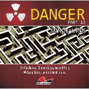 Cover-Bild zu Danger, Part 15: Minotaurus (Audio Download) von Duschek, Markus