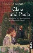 Cover-Bild zu Wendt, Gunna: Clara und Paula