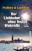 Cover-Bild zu Fruttero, Carlo: Der Liebhaber ohne festen Wohnsitz