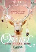 Cover-Bild zu Das Orakel der Krafttiere von Baron-Reid, Colette