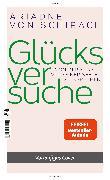 Cover-Bild zu Glücksversuche von Schirach, Ariadne von