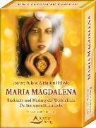 Cover-Bild zu Maria Magdalena - Rückkehr und Heilung der Weiblichkeit von Ruland, Jeanne