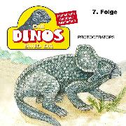 Cover-Bild zu Die Dinos sind da, Folge 7: Protoceratops (Audio Download)