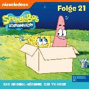 Cover-Bild zu Folge 21 (Das Original-Hörspiel zur TV-Serie) (Audio Download)