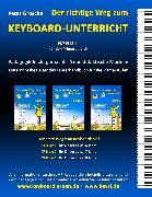 Cover-Bild zu Der richtige Weg zum Keyboard-Unterricht - Band 1 (eBook) von Grosche, Peter