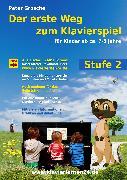 Cover-Bild zu Der erste Weg zum Klavierspiel (Stufe 2) (eBook) von Grosche, Peter