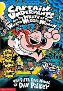 Cover-Bild zu Pilkey, Dav: Captain Underpants and the Wrath of the Wicked Wedgie Women (Captain Underpants #5)