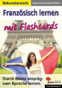 Cover-Bild zu Französisch lernen mit Flashcards (eBook) von Azizè Flittner, Anne-Sophie
