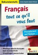 Cover-Bild zu Franc¸ais - tout ce qu'il vous faut (eBook) von Azizè-Flittner, Anne-Sophie