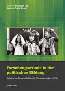 Cover-Bild zu Forschungstrends in der politischen Bildung von Quesel, Carsten (Beitr.)