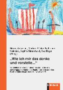 """Cover-Bild zu """"Wie ich mir das denke und vorstelle..."""" (eBook) von Adamina, Marco (Hrsg.)"""