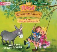Cover-Bild zu Roeder, Annette: Rosa Räuberprinzessin und das Törtchen-Geheimnis