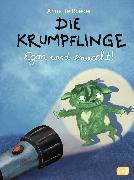 Cover-Bild zu Roeder, Annette: Die Krumpflinge - Egon wird erwischt! (eBook)
