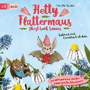 Cover-Bild zu Roeder, Annette: Hetty Flattermaus fliegt hoch hinaus (Audio Download)