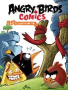 Cover-Bild zu Bratenstein, Jan (Übers.): Angry Birds 06 Comicband