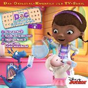 Cover-Bild zu Disney - Doc McStuffins - Folge 4 (Audio Download) von Bingenheimer, Gabriele