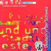 Cover-Bild zu Deutsch in der Schweiz. Ein Sprachkurs für Erwachsene und Jugendliche - Deutsch in der Schweiz von Maurer, Ernst