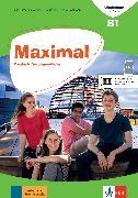 Cover-Bild zu Hohmann, Sandra: Maximal B1. Arbeitsbuch mit Audios (MP3-files zum Download)