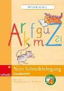 Cover-Bild zu Mein Schreiblehrgang Grundschrift von Jockweg, Bernd