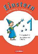 Cover-Bild zu Bauer, Roland: Einstern, Mathematik, Ausgabe 2010, Band 1, Die Zahlen von 7 bis 13, Themenheft 3